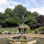 Springbrunnen im Hyde Park