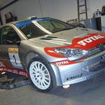Entwurf in  Corel Draw X6   Peugot in Racing Optic   Verklebung im Auftrag von Valentin Beschriftung Ehrwald