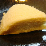 きなこ蒸しパン エネルギー;52㌔㌍  タンパク質;1.2㌘  塩分;0㌘