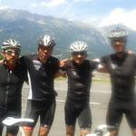 Nach Innsbruck vor dem Aufstieg zum Brenner