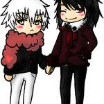 【Makkura & Reiku】 by xCloudy