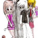 【Senji,Nezumi,Reiku,Kana & Kinoko】 by chugars