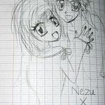 【Nezumi & Makkura】 by DevilRebelle