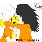 【Reiku x Makkura】 by sasu21