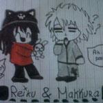 【Reiku & Makkura】by Philosophia