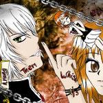 【Reiku,Makkura,Kana & Nezumi】 by xCloudy