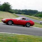 Bellissima ! La Ferrari Daytona de Jean Oziol est un régal pour les yeux comme pour les oreilles.