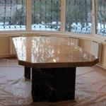 Журнальный столик мрамор