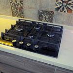 Кухонная столешница из кварцевого агломерата Апулия. +7-915-239-65-97