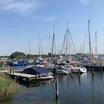 """Ausflug nach """"Rerik"""" - ein kleiner Sportboothafen im Salzhaff"""
