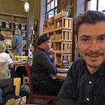 Ausflug nach Lübeck zur neuen Kaffeerösterei