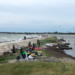 Großenbrode ist Kite-Surfing Hotspot