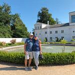 Besuch des Schlossgartens von Putbus