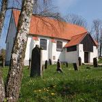 Die Hiddenseer Inselkirche ist das letzte sichtbare Bauwerk aus der Zeit des Zisterzienserklosters