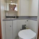 Gäste-WC (mit Grauwassertank)