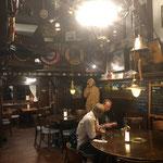 """Abendessen in der altehrwürdigen Hafenkneipe """"zur Kogge"""""""