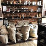 """In der Kaffeerösterei des Romantikhotels """"Scheele"""""""