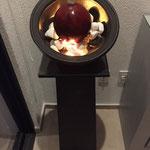 Fuente de Sombrero con Pedestal y Luz $1650.00