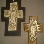 Cruz Guadalupe moderna con Madera $ 48.00 y sin Madera $ 35.00