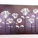 Lampara Tulipanes 60 X 120 cm $ 2160