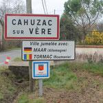 Bienvenue à Cahuzac sur Vère ! / Au mas de Janita ©