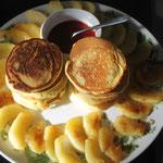 Profiter du petit déjeuner en chambres d'hôtes / Au mas de Janita ©