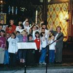 In den 90er Jahren entwicklte sich ein Kontakt zur Katholischen Schule Johannes Paul II. in Zary (Polen).