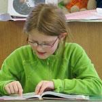 Vorlese-Wettbewerb mit Endrunden der 4 Jahrgangsstufen