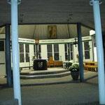 Das Forum Pax Christi hat Platz für 1000 Pilger