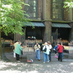 Kerzenkapelle von außen