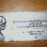 und eine Inschrift in der Basilika erinnnern an den Besuch von Mutter Teresa im Oktober 1987