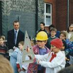 1994 wurde das 3. Schulhaus fertiggestellt und die beiden Schulhäuser von 1870 und 1888 renoviert. Die Einweihung wurde groß gefeiert.