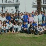 Grundschüler aus Unna, Polen, Italien und unserer Schule trafen sich zum Europafest am Gardasee in Italien.