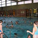 Stadtmeisterschaften Schwimmen der Hattinger Grundschulen
