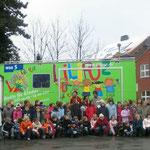 2006 geht unsere Schule auf Sendung bei Radio Lilipuz / wdr 5