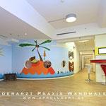 Kliniken in Berlin Wanbemalung Innenraum Wandbilder für Flur Und Praxis