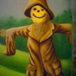 Kinderzimmergestaltung mit Graffiti und Wandkunst urwald Liane