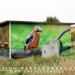 Farbenfroh, optimistisch, zeitlos Bilder für das Wohnzimmer Flur Eigenheim