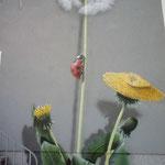 Airbrush auf Hausfassade Berlin Petershagen