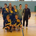 Ouest 52 FC 2 (6ème place)
