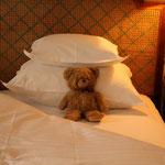 TED ;-) hat sich seinen Platz reserviert