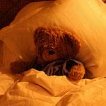 TED ist müde
