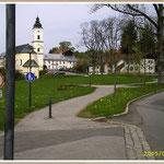 Die Kirche in meinem Geburtsort