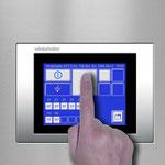 User Interface Design und Maschinensteuerung / WINTERHALTER GASTRONOM
