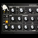 Minitaur Synthesizer Control Software / MOOG