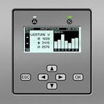 Screendesign für Wechselrichter / DIEHL CONTROLS