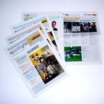 Firmenzeitschrift Spotlight / J.WAGNER GMBH