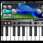 Professioneller Musiksynthesizer für das iPad / WALDORF MUSIC