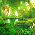 緑色の小部屋/2010
