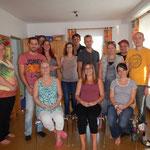 Geburtsvorbereitungskurs August 2014
